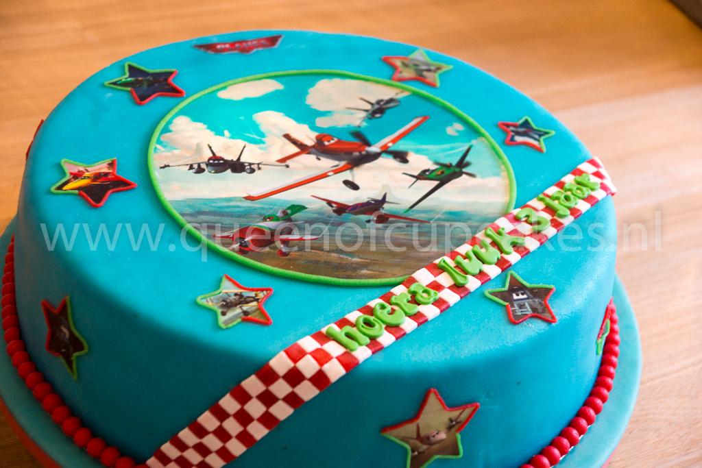 taart planes Disney Planes taart   Queen of Cupcakes taart planes